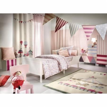 Παιδικό Χαλί Sainτ Claire Carousel 115x175 | ΑΡΧΟΝΤΙΚΟ Home
