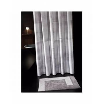 ΚΟΥΡΤΙΝΑ ΜΠΑΝΙΟΥ GUY LAROCHE 1,80x1.90M - COZY GREY BLACK