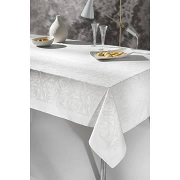 Τραπεζομάνδηλο Corner White 160x250,Guy Laroche | ΑΡΧΟΝΤΙΚΟ Home