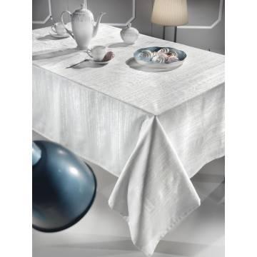 Τραπεζομάνδηλο Texture White 160x250,Guy Laroche