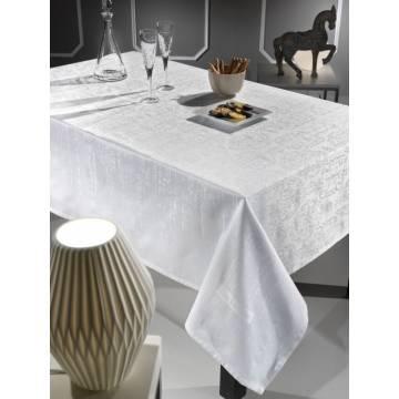Τραπεζομάνδηλο Vector White 160x250,Guy Laroche | ΑΡΧΟΝΤΙΚΟ Home