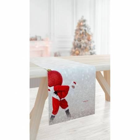 RUNNER CHRISTMAS 2022 SAINT CLAIR - 40X175   ΑΡΧΟΝΤΙΚΟ Home