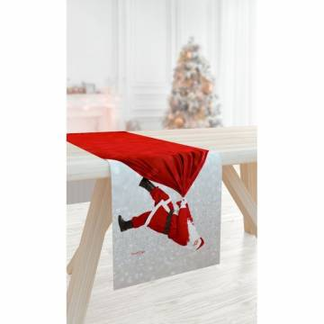 RUNNER CHRISTMAS 2021 SAINT CLAIR - 40X175 | ΑΡΧΟΝΤΙΚΟ Home