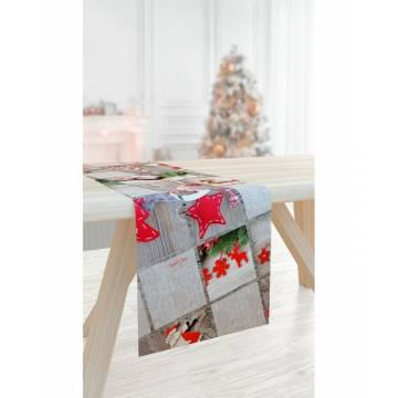 RUNNER CHRISTMAS 2026 SAINT CLAIR - 40X175