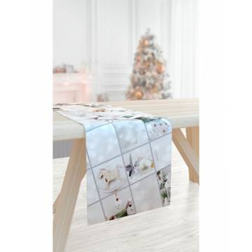 RUNNER CHRISTMAS 2027 SAINT CLAIR - 40X175 | ΑΡΧΟΝΤΙΚΟ Home