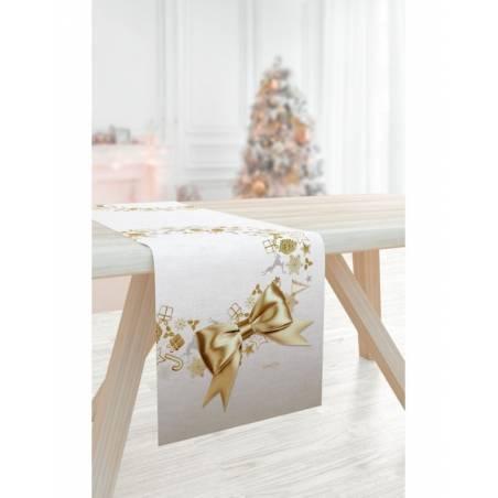 RUNNER CHRISTMAS 2028 SAINT CLAIR - 40X175 | ΑΡΧΟΝΤΙΚΟ Home