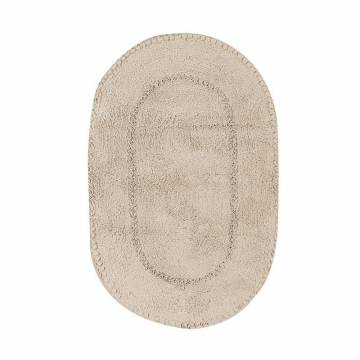 Ταπέτο Μπάνιου Nef-Nef New Crochet 1123-Beige 55x85