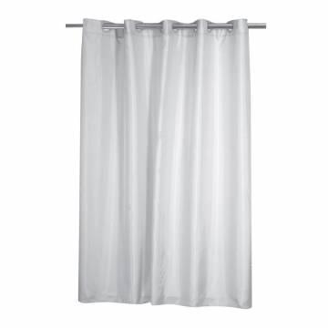 Κουρτίνα Μπάνιου Nef-Nef Shower White Π:180xΥ:200