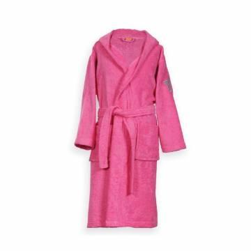 Μπουρνούζι Παιδικό Με Κουκούλα Nef-Nef Junior Kids Hot Pink NO8
