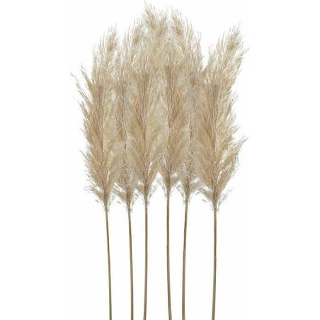 Inart Κλαδί/Φυτό Εκρού ύψος 70cm 3-85-909-0003