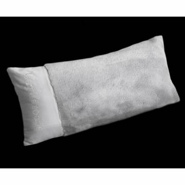 Γούνινο Μαξιλάρι Διακόσμησης Guy Laroche Crusty Silver 30x60