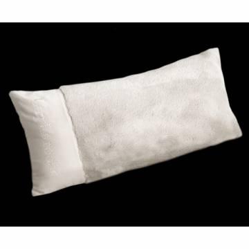 Γούνινο Μαξιλάρι Διακόσμησης Guy Laroche Crusty Ivory 30x60