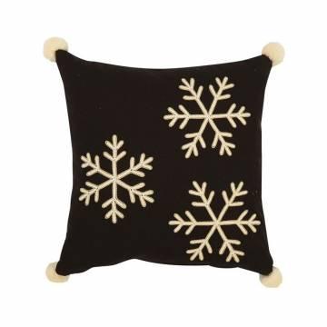 Μαξιλάρι Διακόσμησης Nef-Nef Merry Snowflakes 45x45