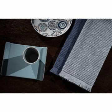 Σετ Πετσέτες Κουζίνας 2 Τεμαχίων Guy Laroche Tissus Grey 40x60