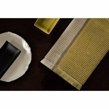 Σετ Πετσέτες Κουζίνας 2 Τεμαχίων Guy Laroche Tissus Olive 40x60