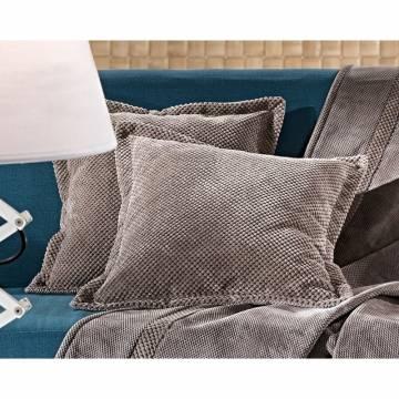 Μαξιλαροθήκη Διακόσμησης Guy Laroche Rubicon Choco 45x45 |