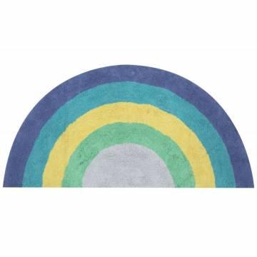 Ταπέτο Rainbow Blue Nef-Nef 70x140 cm | ΑΡΧΟΝΤΙΚΟ Home