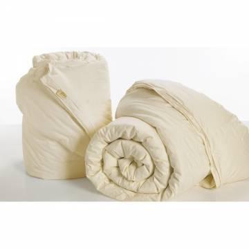 Πάπλωμα Πουπουλένιο Υπέρδιπλο Palamaiki 50/50 Aloe Vera Ivory